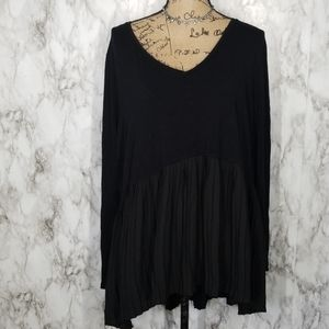 The Limited   Pleated Flowy Blouses